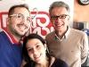 Alessio Zini, Sara Casali e Stefano Nanni