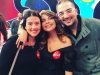 Sara Casali, Cristina D'Avena, Alessio Zini