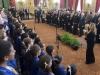 Udienza Presidente della Repubblica Italiana Sergio Mattarella
