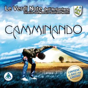 CAMMINANDO Verdi Note