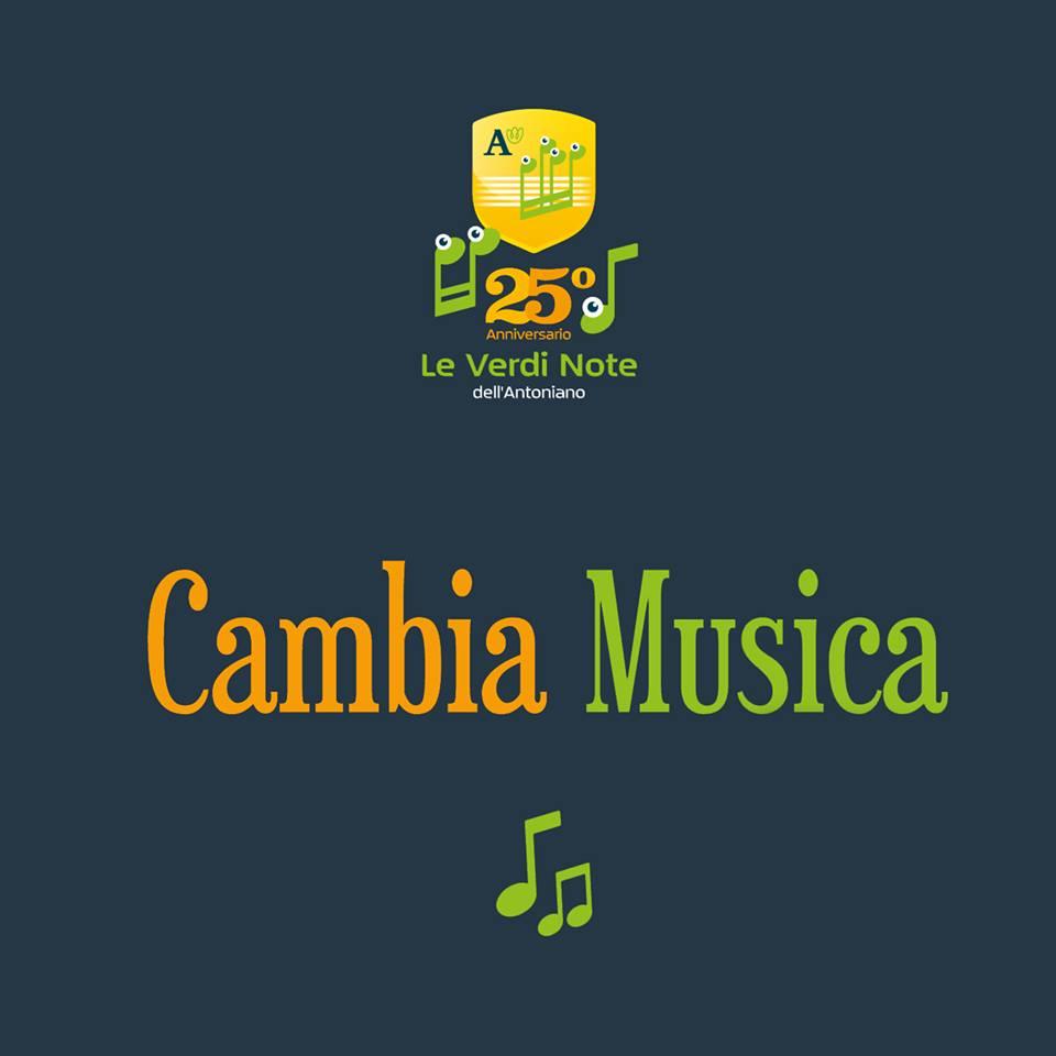 Cambia Musica iTunes Verdi Note