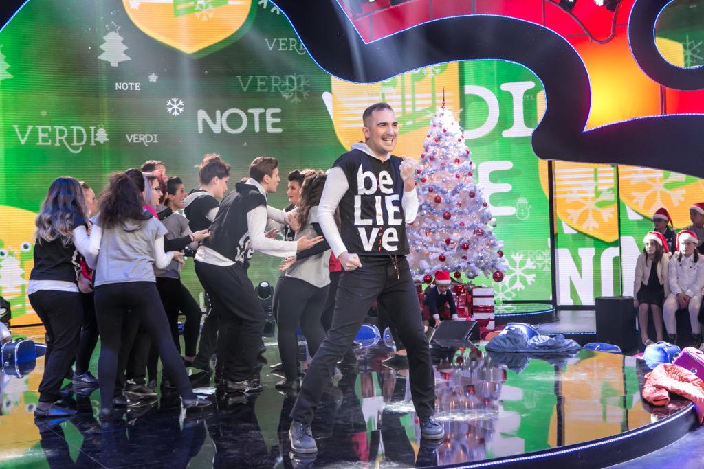 A un passo da te - Le Verdi Note dell'Antoniano- Lo Zecchino di Natale - Alessio Zini
